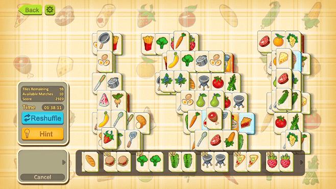 Simple Mahjong v2.0