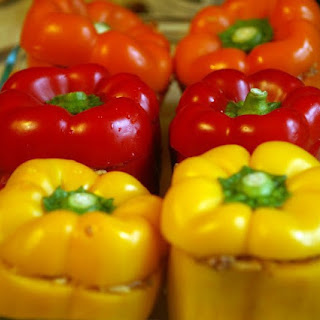 Stuffed Long Peppers Recipes