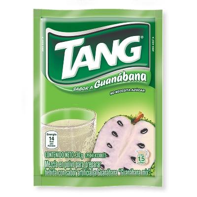 bebida en polvo tang guanabana 30gr