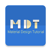 Material Design Tutorial