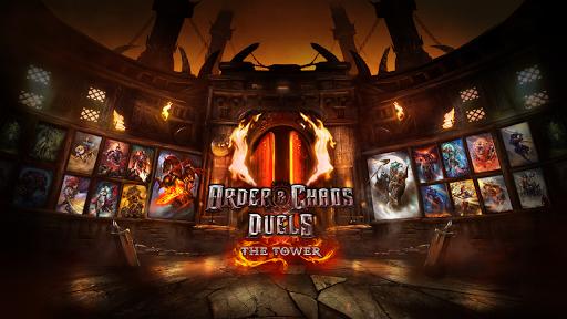 Order & Chaos Duels screenshot 5
