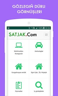 Satjak.Com- screenshot thumbnail