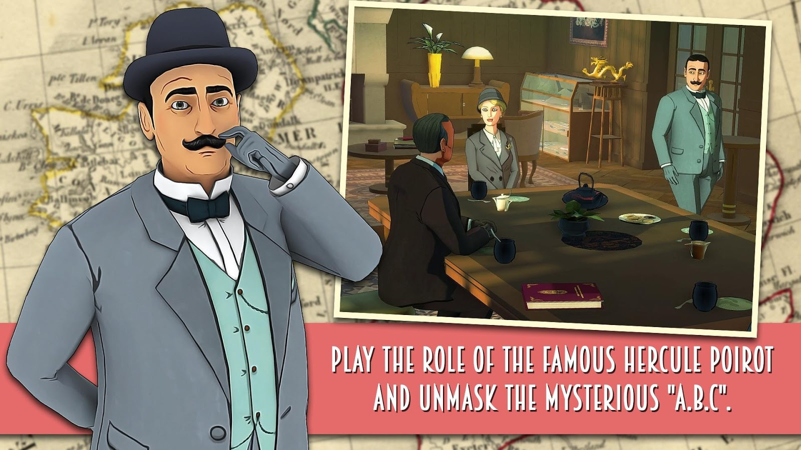 Agatha Christie - The ABC Murders- screenshot