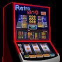 Retro King slot machine icon