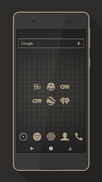 Rest - Icon Pack APK screenshot thumbnail 6