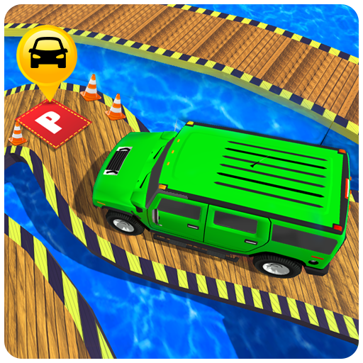 Real Jeep Parking Mania 3D Game