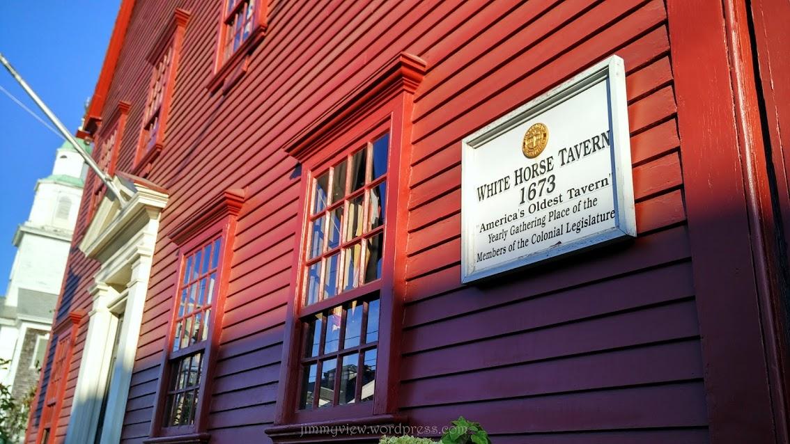 White Horse Tavern - Oldest Tavern in USA
