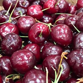Cherries  by Lope Piamonte Jr - Food & Drink Fruits & Vegetables