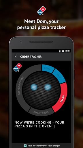 Domino's Pizza screenshot 2
