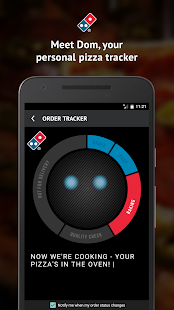 Domino's Pizza- screenshot thumbnail