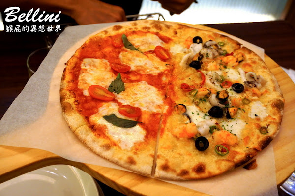 京站包廂餐廳-貝里尼義大利餐廳Bellini Pasta Pasta!適合聚餐慶生,當月壽星送小蛋糕!(台北車站餐廳、台北車站美食)