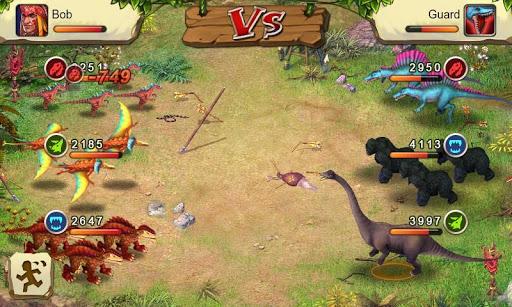Dinosaur War screenshot 12