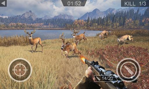Animal Hunter Simulator - Jungle Survival 3D 1.0 screenshots 1