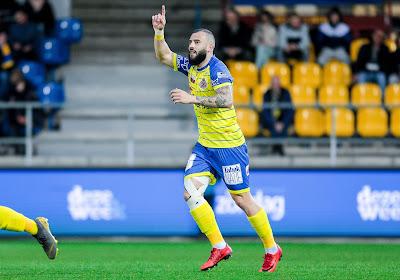 """Floriano Vanzo (ex-Club de Bruges et Waasland-Beveren) content de relever un nouveau défi : """"Je désire me relancer"""""""