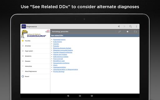 Diagnosaurus DDx 2.7.80 screenshots 9
