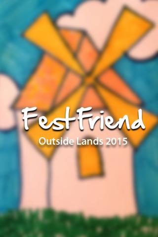 FestFriend Outside Lands 2015