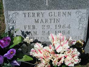Photo: Martin, Terry Glenn