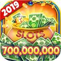 NEW SLOTS 2019-free casino games & slot machines icon