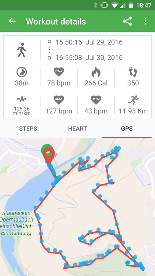 Notify & Fitness for Amazfit- screenshot