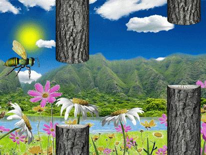 Flappy Hornet - screenshot thumbnail