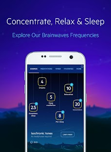 Relax Melodies P: Sleep Sounds- screenshot thumbnail
