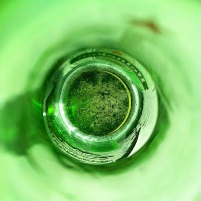 Collo di bottiglia di piccolafotografa