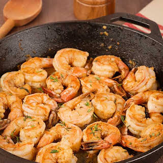 Old Bay Shrimp Sauté.