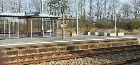 Photo: Arrivée à Questembert, lieu de départ de mon ultime étape