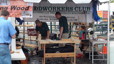 Photo: Woodworkers Club - Matt Nauman and Osca Romero