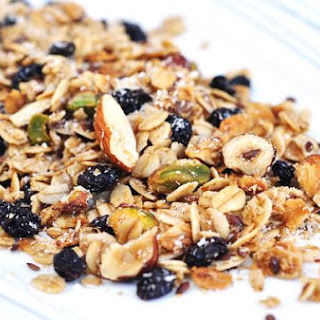 Lemon Coconut Granola