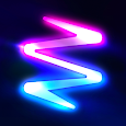 Neon Photo Editor - Photo Effects, Collage Maker icon