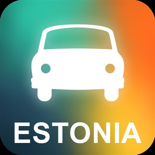 愛沙尼亞 GPS導航 旅遊 App LOGO-硬是要APP