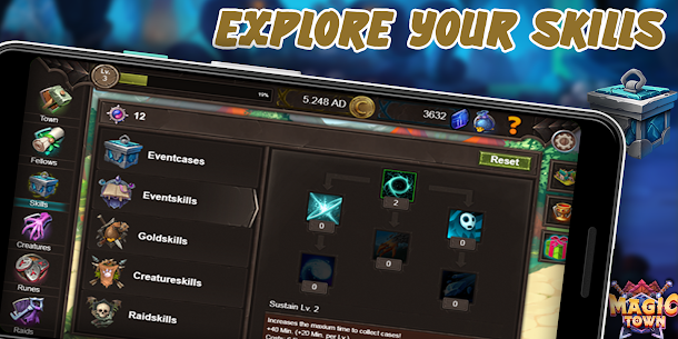 Idle Magic Town 1.0.2.3 APK Mod Updated 3