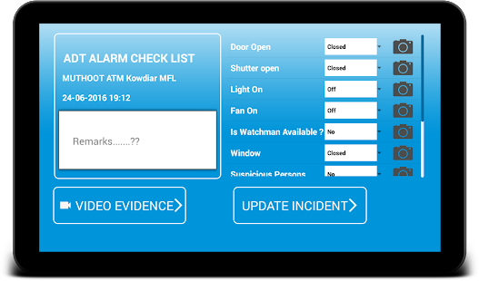 ERP Surveillance Solution - náhled