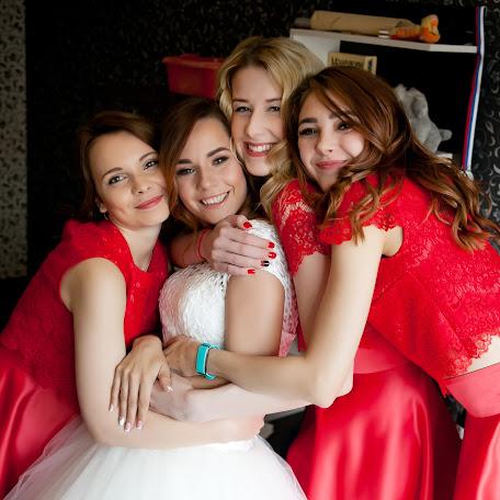 Wedding photographer Nina Cvetkova (Nulok). Photo of 04.11.2017