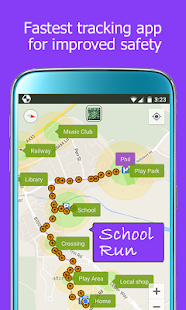 Trusted GPS Tracker - náhled