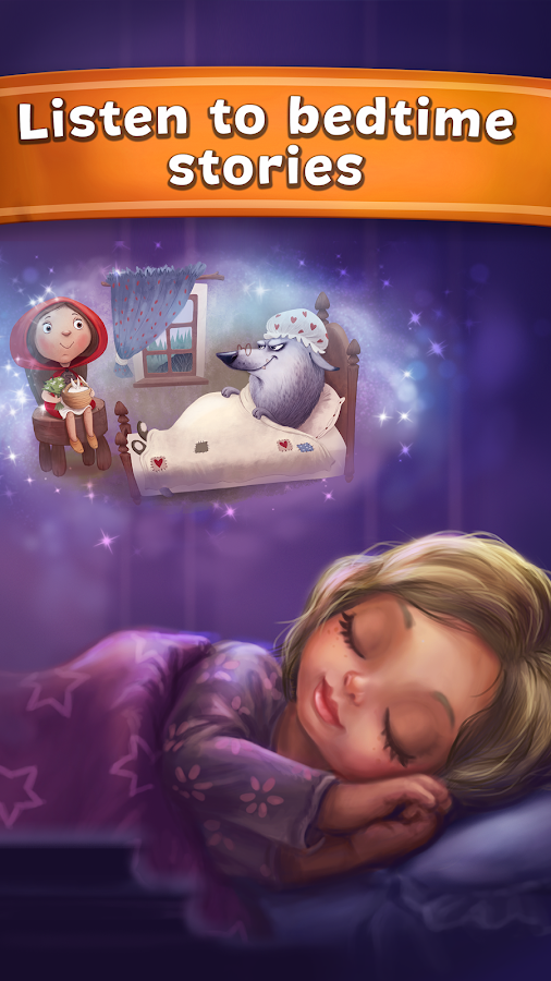 Fairy Tales ~ Children's Books, Stories and Games- screenshot