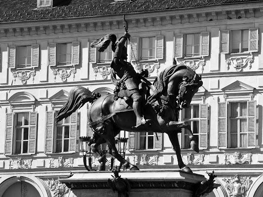 'l cavald'brons di l'ArTeMiSia