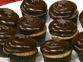 Georgetown Cupcake's Maple Chocolate Chip Cupcakes