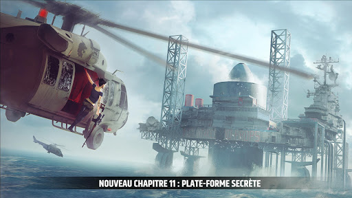 Cover Fire: Jeux de Tir Offline fond d'écran 2