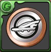 シンカリオンメダル【銅】