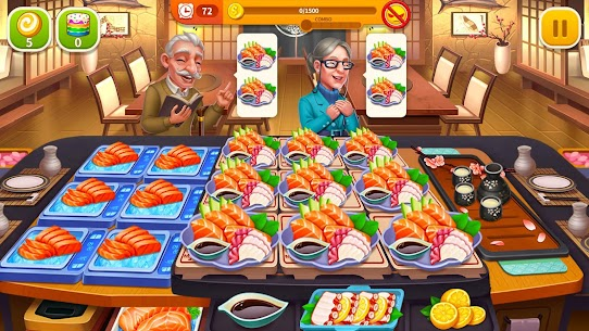Cooking Hot Mod Apk- Craze Restaurant Chef (Unlimited Money) 8