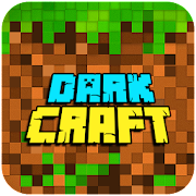 Dark Craft building and exploration