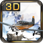 Snow Airplane 3D Flight Race 1.1.2 Apk