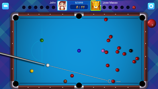 Snooker Pool