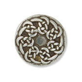 "CONCHO pictish knot 1"" 25 mm"