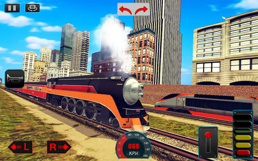 Download City Train Simulator 2019: Free Train Games 3D on