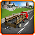 Modern Truck Driving 3D icon