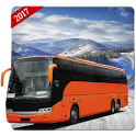 Snow Bus Driver Simulator 2019 icon