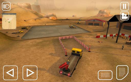 Real Construction Machine: City Builder Sim 2020  captures d'écran 2